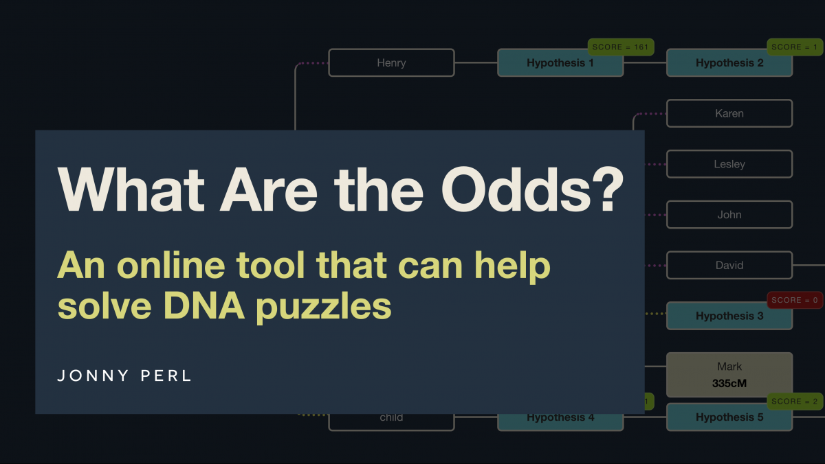 Webinar on What Are the Odds?